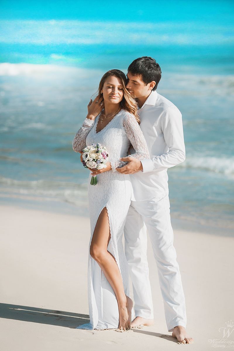 DESTINATION WEDDINGS MAKEUP & HAIRSTYLE